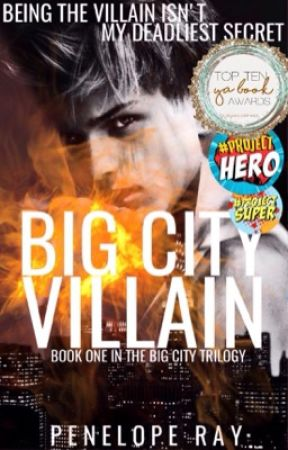 Big City Villain  | BC Trilogy #1 ✔️ SAMPLE by peneloperaywrites