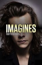 HARRY IMAGINES by harrystyxes