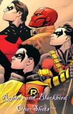 Batfamily and Blackbird One-Shots (DISCONTINUED) by --Starling--