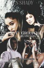 Celebrity Groupchat  by vintagelcve