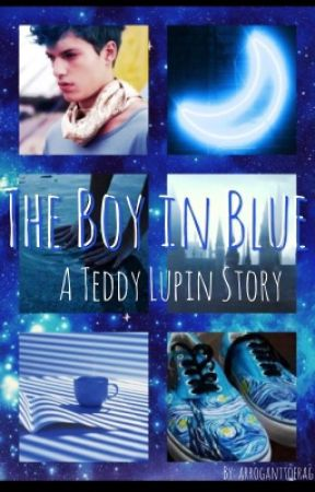 The Boy in Blue •Teddy Lupin• by momisnotonfire