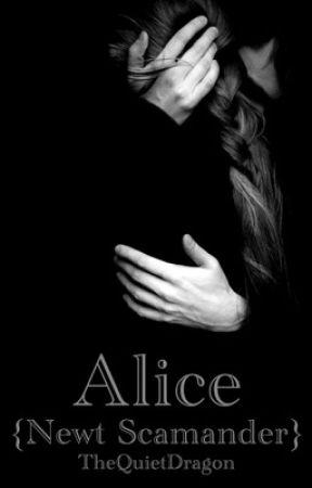 Alice {Newt Scamander} by TheQuietDragon