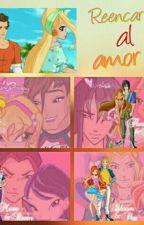 Reencarna al amor  by dama9959