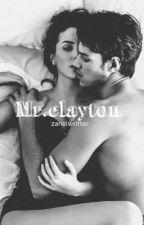 Mr.Clayton by zarielwritter