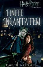 Finite Incantatem [•Cedric Diggory•] by CapSpangledGirl