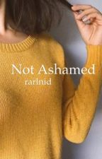 Not ashamed by rarlnid