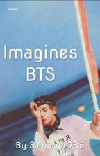 Imagines - BTS by SamiiS2