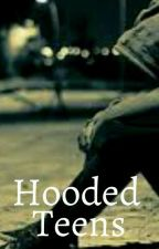 Hooded Teens by ice_cold_fire