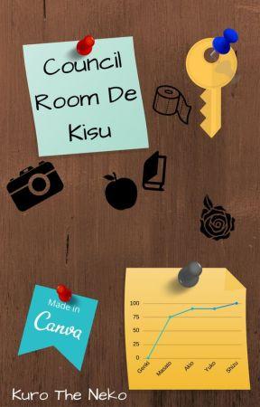 Council Room De Kisu by KuroTheCatOfDarkness