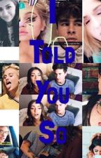 I told you so//kian Lawley Fanfic\\ by loveeKian