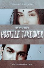 Hostile Takeover ❖ Jake Riley | ✓ [book 1] by 1spotlight1
