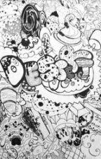 Art Stuff Of Randomness by EminViaArt