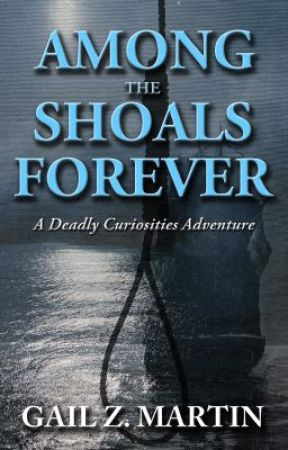 Among the Shoals Forever (Haunted) by GailZMartin
