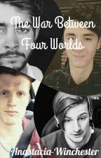 The War Between Four Worlds (8BitRyan x Dawko x Bazamalam x Razzbowski x Reader) by Anasepticeye