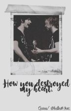 How you destroyed my heart / Jalex by kellin69vic
