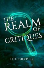 CRYPTIC CRITIQUES by TheCRYPTIC_