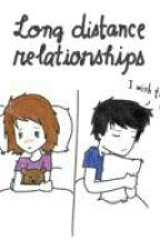 Long Distance Relationship  by HaeNoonrxWynie