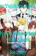 Mystic Messenger One Shots X Reader by Yuukimeowz