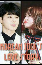 Korean Idols' Love Story by annie040310