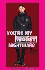 [OG] You're My Worst Nightmare • MARK TUAN • SANA • GOT7 & TWICE by OOhAryy