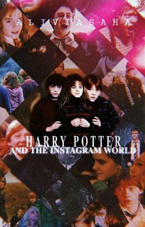 Harry Potter || Instagram (Sometime Hp Rants)  by AliviaSaha