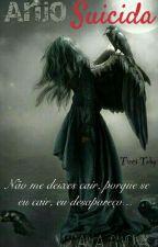 ✖ Anjo Suicida || Ticci Toby || ✖ by Carla_Felix