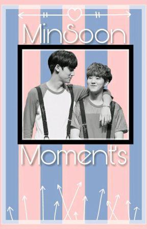 MOSHI MOMENT'S  ♥ (MINGYU X HOSHI) ♥ by Leeharu9605