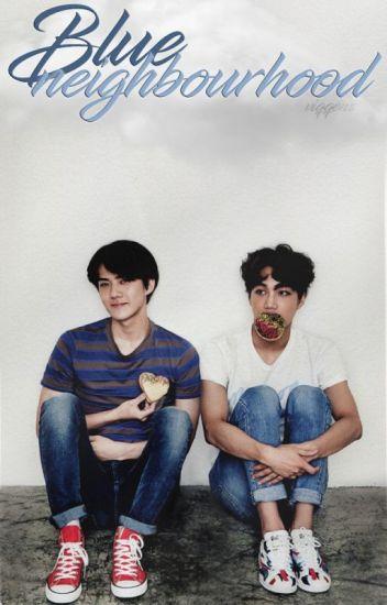 Blue Neighbourhood × sekai