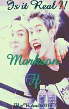 Is it Real ?!             [Markson Texting Ff] by Vivien200316