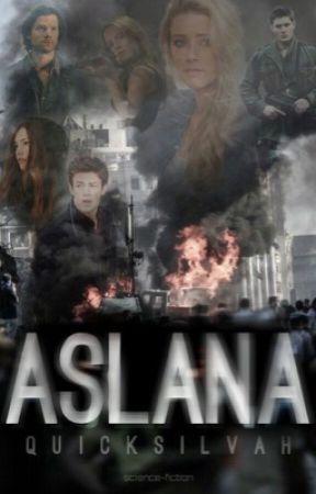 Aslana by quicksilvah
