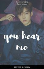 You Hear Me [@purphope x @roselynjng] by roselynjng