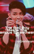 The Badboy meets The Campus Sweetheart (JOAO CONSTANCIA'S FANFICTION) by notyoursanymorexx