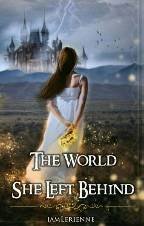 The World She Left Behind (Fragments of Paradise series Book 1) by MyRedRoseWilts