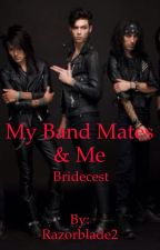 My band mates & me *EDITED* by Razorblade2