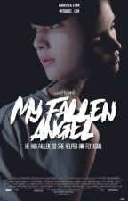 My Fallen Angel ➶ Imagine Kim Taehyung by isabel_lua