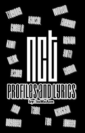 NCT Profiles and Lyrics - Winwin Profile - Wattpad
