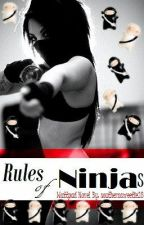 Rules of Ninjas by southernsweetie28