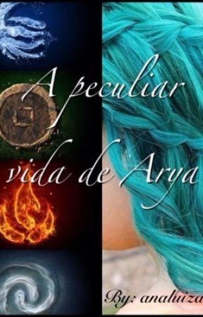 A peculiar vida de Arya by analuizazsmith