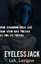 Eyeless Jack  by Leh_Lavigne
