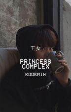 Princess Complex ✦ (kookmin 王女 oneshot) by zicopath-