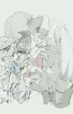 I hate goodbyes. yk by jjkazuya