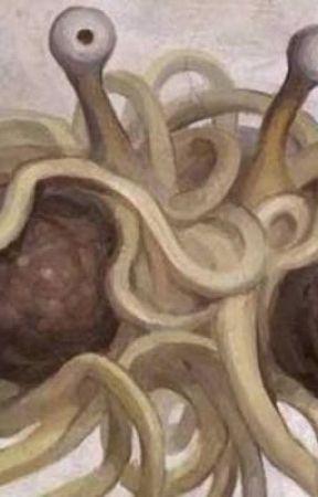 Pastafarianismo  by theanaotea