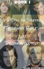 we'll still be together through best and through worst {Arabic } by dd_1999_jj