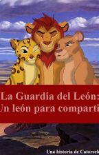 La Guardia del León: Un león para compartir by Catorcelove