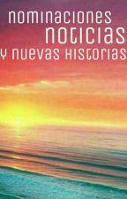 nominaciones by LussanaMiraculer