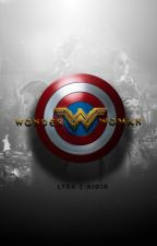 WONDER WOMAN ▷ STEVE ROGERS by lyrabarnes