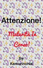 Attenzione! Maturità in corso!  by LadyontheSea