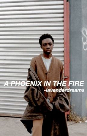 a phoenix in the fire » fillie by -lavenderdreams