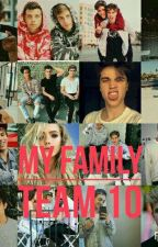 My Family Team 10 by CloeSays