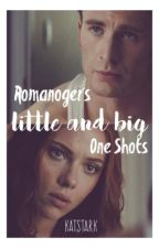 Romanogers little an big One Shots  by KatStark